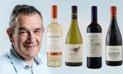 Onze wijnkenner proeft vier flessen Chileense wijn