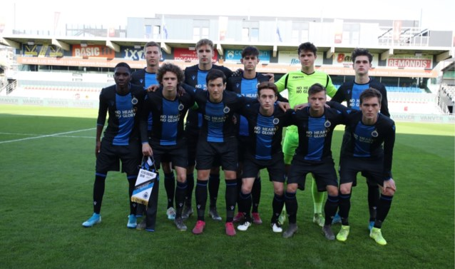 U19 van Club Brugge veegt de vloer aan met PSG en pakt optie op verlengd Europees avontuur in de Youth League