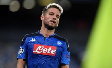 Napoli dreigt met juridische stappen tegen Dries Mertens en ploegmaats na spelersopstand