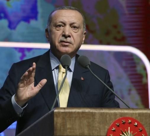 Turkse president Erdogan ontmoet op 13 november VS-collega Trump in Washington