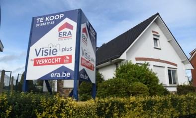 Bijna helft meer vastgoedtransacties in oktober door afschaffing woonbonus