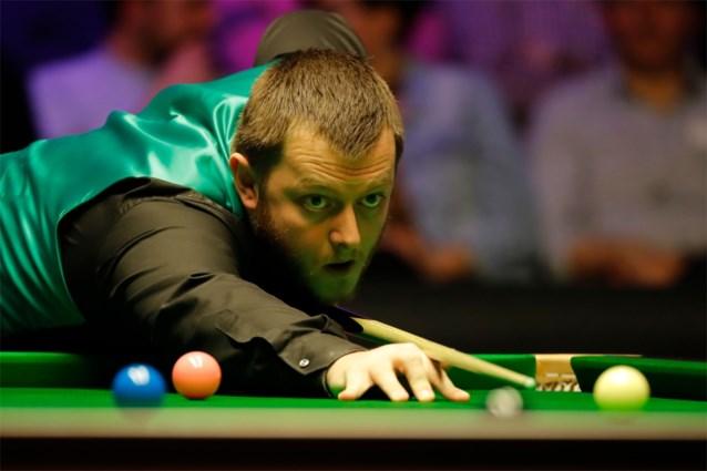 Mark Allen houdt Mark Selby uit halve finales Champion of Champions snooker