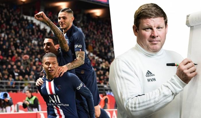 """Hein Vanhaezebrouck: """"Ik was ontgoocheld over wat Club Brugge in eigen huis liet zien tegen PSG"""""""