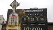 Wegens sociaal protest in Chili: finale Copa Libertadores wordt naar Peru verhuisd