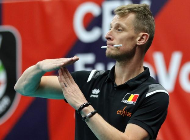 """Van Kerckhove stopt als T1 bij Red Dragons, Baeyens neemt over: """"De olympische ambitie is er nog altijd"""""""