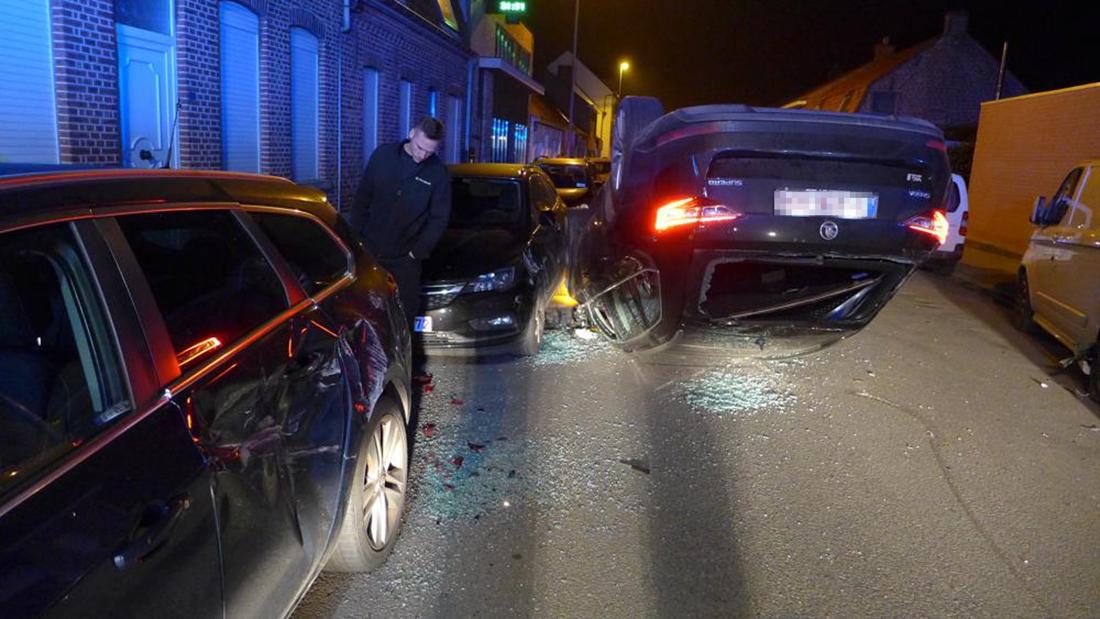 Altijd prijs in deze straat, maar bewoners zijn het beu dat hun auto's schade oplopen