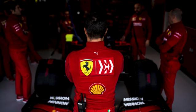 """""""Het is normaal dat een F1-piloot van Ferrari droomt"""""""