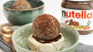 Balls & Glory brengt eetbare kerstbal met Nutella uit voor de feestdagen
