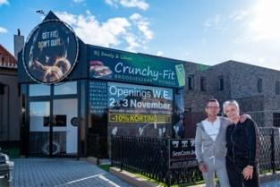 """Chrunchy-fit combineert fitnesscentrum met gezonde broodjeszaak: """"Maar wie wil kan hier ook gewoon een broodje martino krijgen"""""""