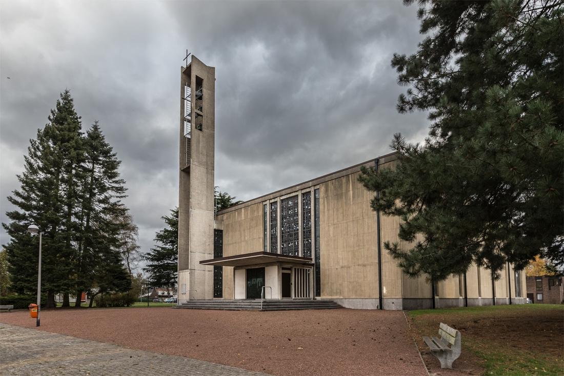 Veilinghuis koopt kerk Westveld (na akkoord bisdom én Rome) - Het Nieuwsblad