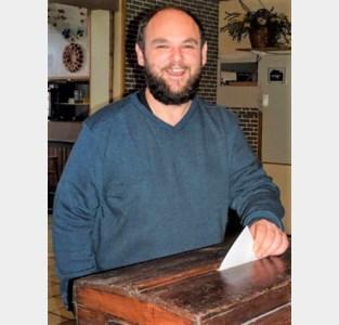Andy Standaert blijft politiek secretaris