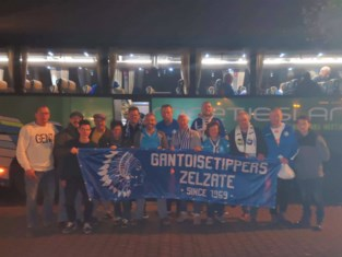 Gantoisetippers op weg naar Wolfsburg