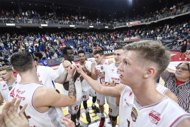Antwerp Giants loopt tegen nederlaag aan tegen Rasta Vechta in Champions League