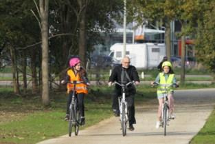 Autovrij fietspad naar centrum Beringen geopend