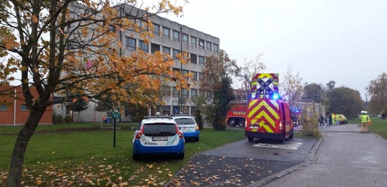 Erasmusatheneum in Deinze geëvacueerd door brand in chemielokaal