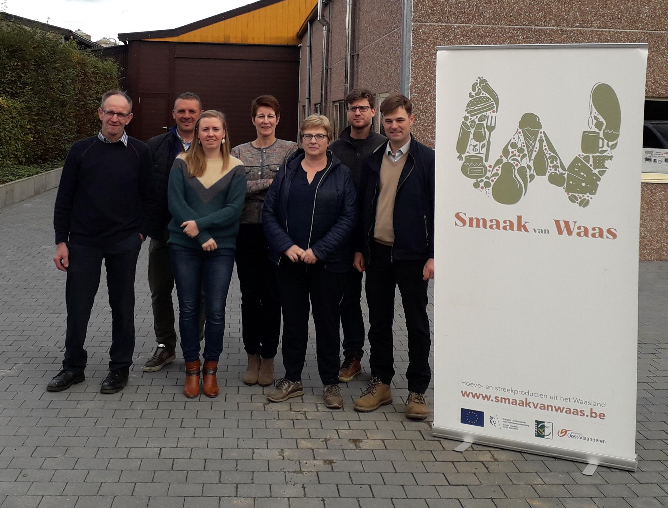 Voor het eerst 'Dag van de smaak' in Waasland