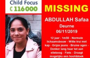 12-jarig meisje uit Deurne sinds woensdag vermist
