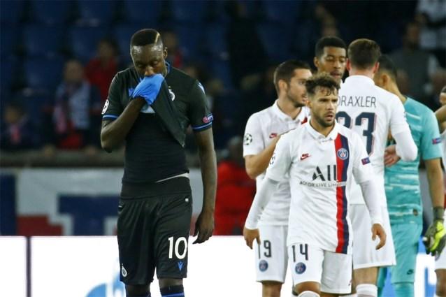 """Bij Club Brugge kunnen ze niet lachen met penaltyfrats van Mbaye Diagne, Philippe Clement is """"enorm kwaad"""""""