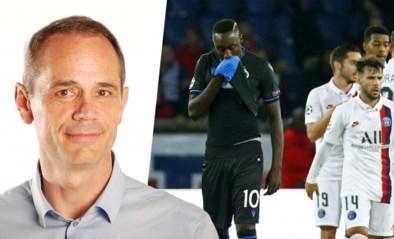 """Chef voetbal Ludo Vandewalle vindt dat Diagne die strafschop mist voor maanden in tribune moet: """"Degoutant"""""""