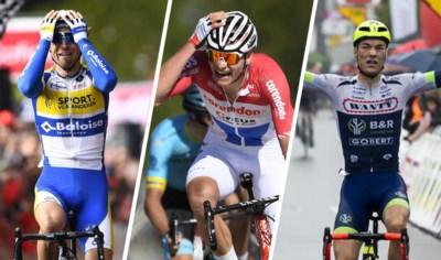 Het wegseizoen van de Belgische pro-continentale ploegen doorgelicht: wie sprong eruit en wie bleef onder de verwachtingen?