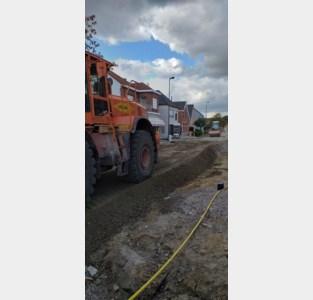 Aannemer van dorpskernvernieuwing Begijnendijk vindt tijdelijke opslagplaats in Betekom