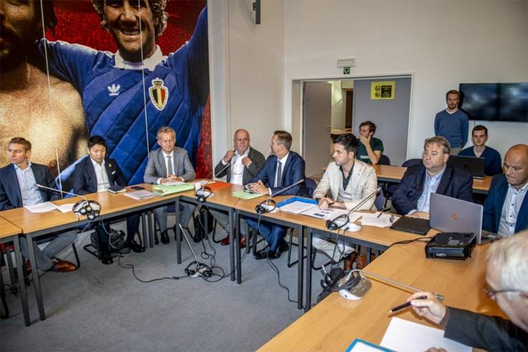 """STVV en Genk pleiten samen voor replay van Limburgse derby: """"Leugens van match delegate aangetoond"""""""