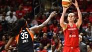 Emma Meesseman schittert met double-double in Euroleague