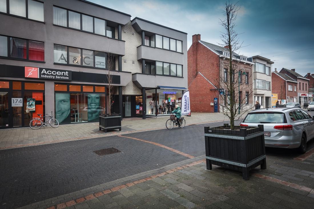 Zakkenrollers betrapt in Bergstraat - Het Nieuwsblad