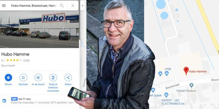 """Google beloont Vlaming die Maps corrigeert: """"Elke week ben ik uren op pad"""""""