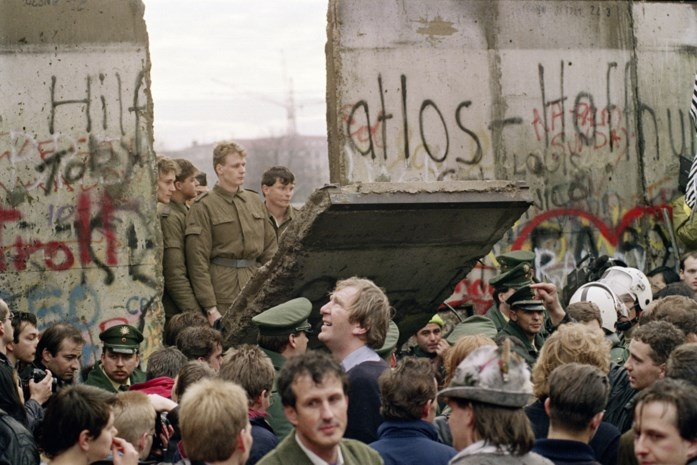 Geen Muur meer, wel diepe kloven: hoe Duitsland 30 jaar na de val van Berlijnse Muur nog altijd verdeeld is