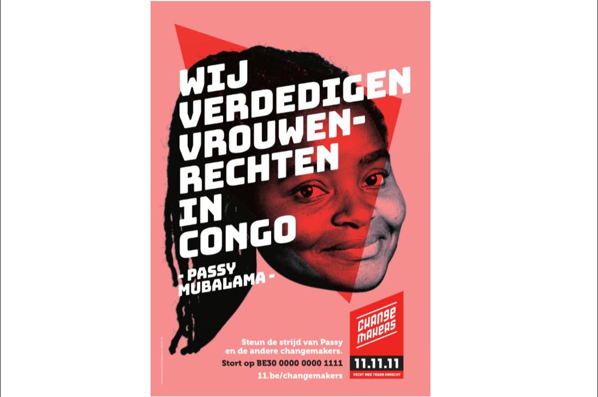Changemaker Passy komt naar De Pinte - Het Nieuwsblad