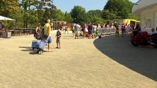 VIDEO. Halve Maan in Diest heeft 50.000 bezoekers minder dan vorige zomer