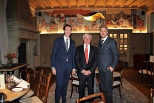 Nieuw restaurant en nieuwe ambassadeurs voor hotelschool