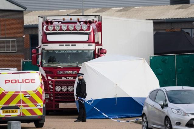 Inval bij verdachten van koelwagendrama, alle slachtoffers inmiddels geïdentificeerd