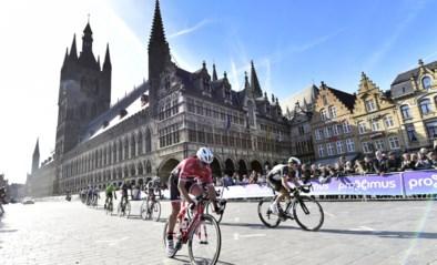 Nieuwe aanloop en bekende finale in Gent-Wevelgem 2020