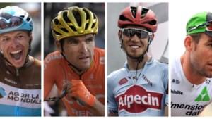 De eindbalans van het wielerseizoen: Greg Van Avermaet en Oliver Naesen als sterkhouders, Katusha en Dimension Data vielen tegen