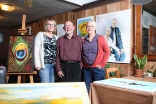 """Paul Goossens (80) en dochters stellen 'Ge3ën' tentoon: """"G3 klonk te veel als K3"""""""