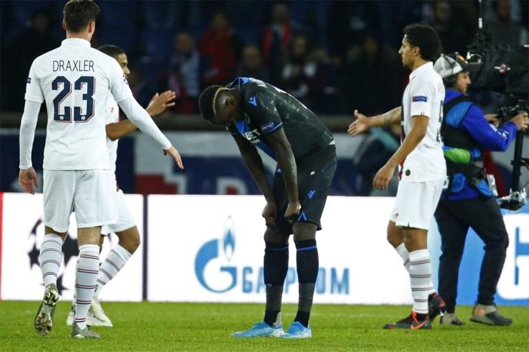 Zware straf voor Diagne na penaltydebacle bij Club Brugge: voor onbepaalde duur uit selectie en fikse boete