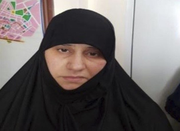 """""""Eerste vrouw"""" van Al-Baghdadi geeft """"heel wat informatie"""" over interne werking van ISIS"""