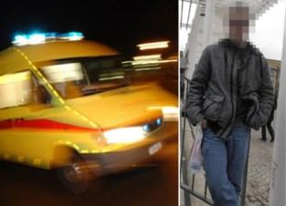 """Al jaar in therapie na horrorrit in ambulance: """"Ik dacht dat ik zou sterven"""""""