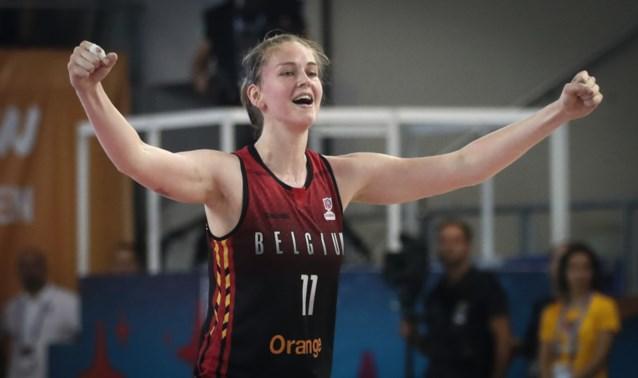 Belgian Cats rukken op naar 9de stek op FIBA World Ranking