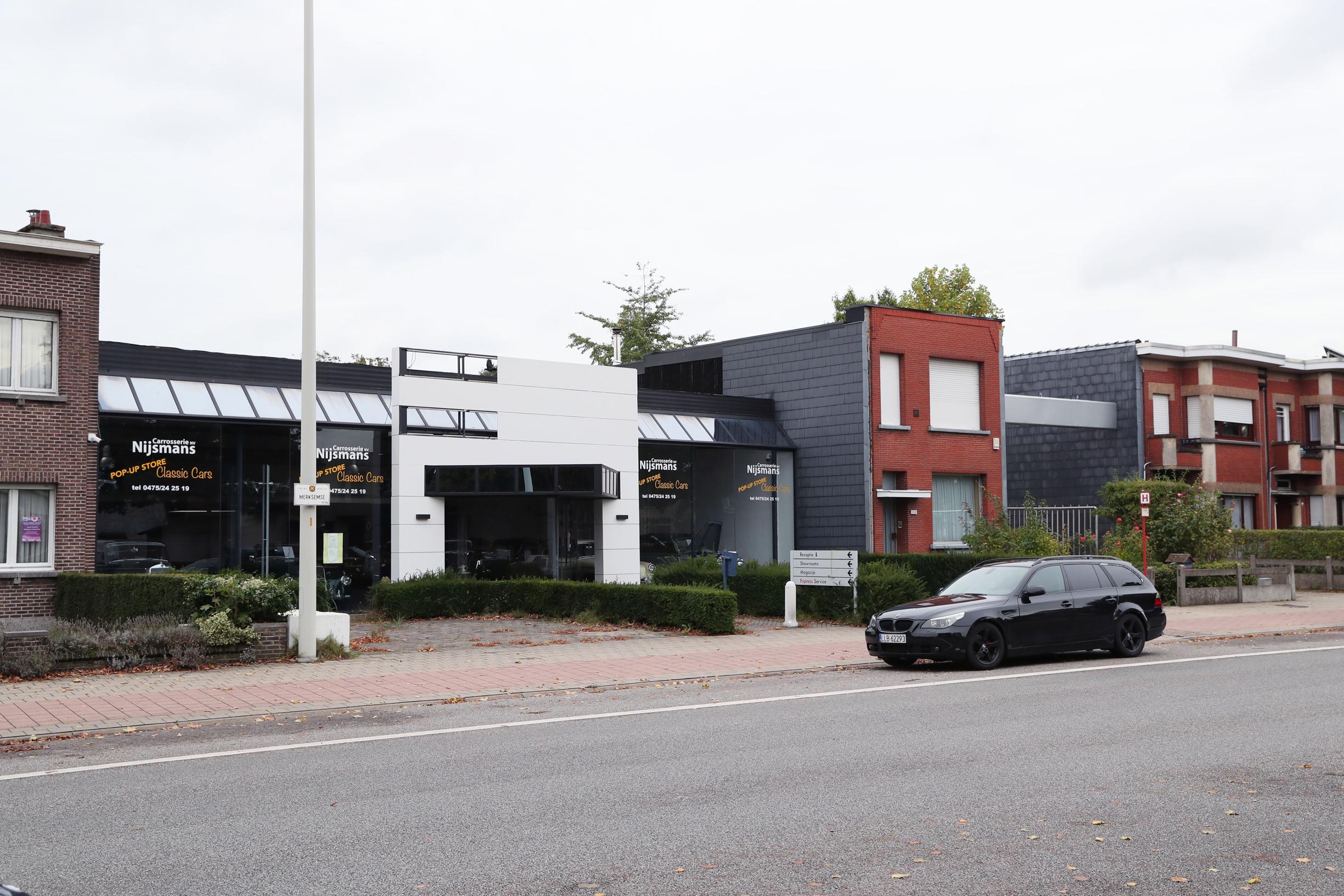 Provincie zet licht op groen voor Kringwinkel in Wijnegem - Het Nieuwsblad
