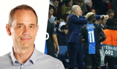 """COMMENTAAR. Chef voetbal Ludo Vandewalle: """"Clement heeft meer werk dan Diagne"""""""