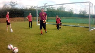 Keeperschool Atletico is terug van weggeweest