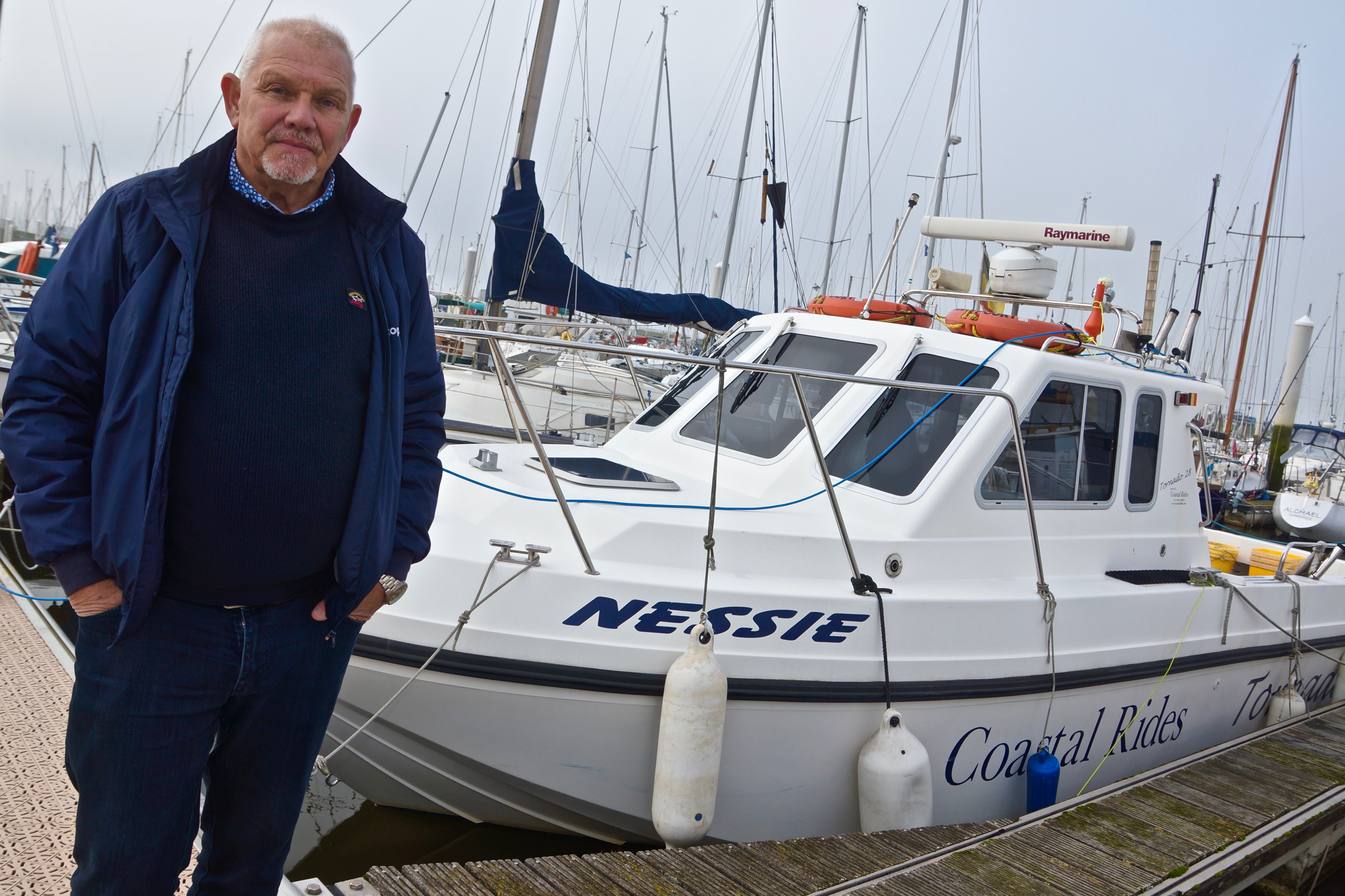 """""""Vijftig jaar ervaring op zee telt blijkbaar niet mee"""""""