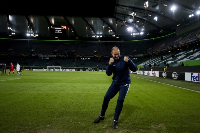 """Gent na de stunt in Wolfsburg: """"Er werd te negatief gekeken naar onze kalender"""""""
