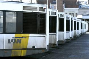 """Ook donderdag zware hinder bij De Lijn Vlaams-Brabant: """"Slechts 20 procent van bussen in Vlaamse rand uitgereden"""""""
