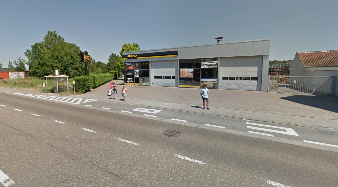 Beide bushaltes Lovenjoel Centrum worden omgevormd