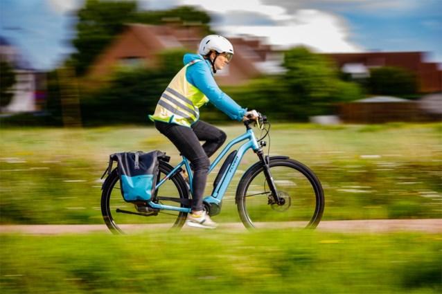 """Provincie Antwerpen: """"Laat speedpedelecgebruikers vrij om te kiezen waar ze rijden"""""""