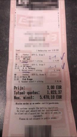 """Club-supporter misloopt 5.470 euro door Diagne: """"Ik breng hem met fiets terug naar Galatasaray"""""""